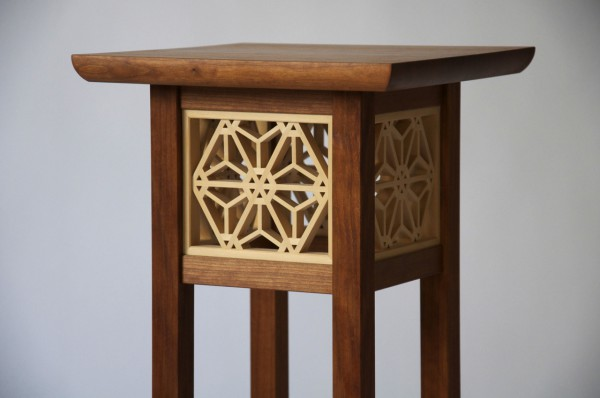 Cherry Kumiko Table