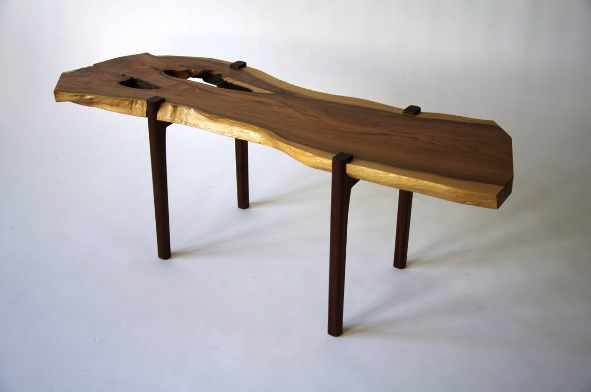 Olive Slab Table